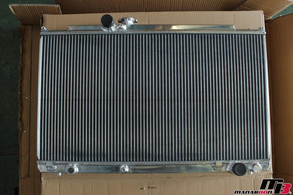 チェイサー(JZX100)ラジエター交換作業の画像