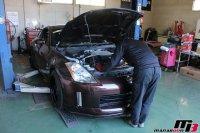 カスタムカー点検整備作業の画像