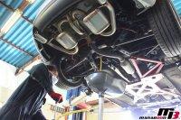 ロードスター点検整備作業の画像