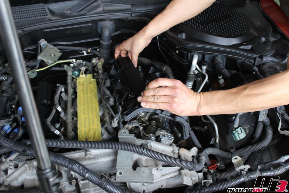 フェアレディZ車検点検整備作業画像