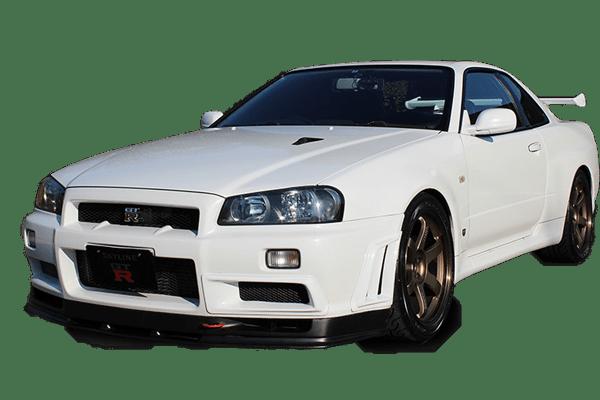 スカイライン GT-R(BNR34)
